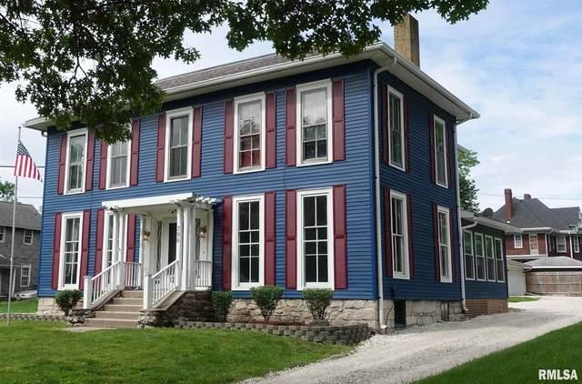 396 N Prairie Street, Galesburg, IL 61401 (#CA1007252) :: Kathy Garst Sales Team