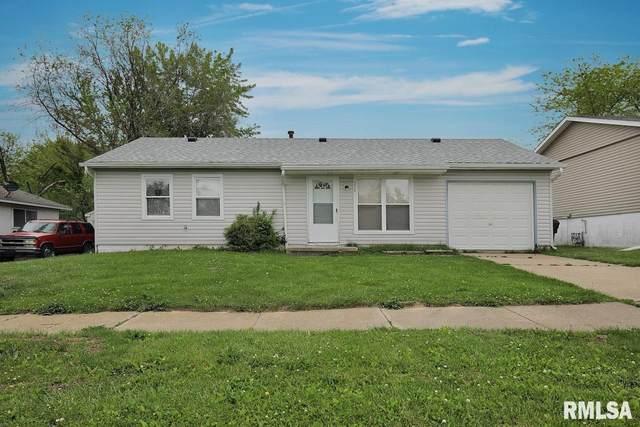 4013 W Brighton Avenue, Peoria, IL 61615 (#PA1225197) :: RE/MAX Professionals