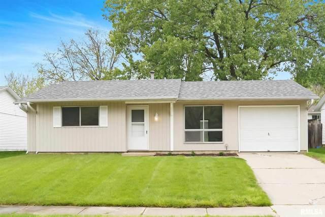 4033 W Hillmont, Peoria, IL 61615 (#PA1225205) :: RE/MAX Professionals