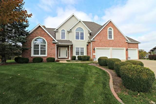 4433 W Longmeadow, Peoria, IL 61615 (MLS #PA1225231) :: BN Homes Group