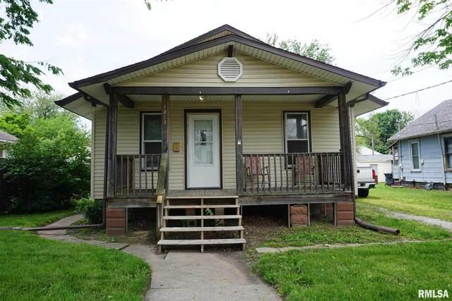1215 Mechanic Street, Pekin, IL 61554 (MLS #PA1225261) :: BN Homes Group