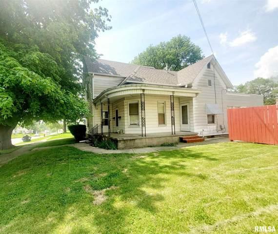 435 W Locust Street, Canton, IL 61520 (#PA1225267) :: Paramount Homes QC
