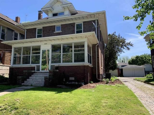 409 N Cherry Street, Galesburg, IL 61401 (#CA1007315) :: RE/MAX Professionals