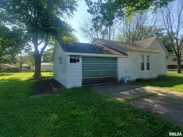 617 W Topeka Street, Ashland, IL 62612 (#CA1007327) :: RE/MAX Professionals
