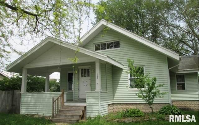103 2ND Street, Hillsdale, IL 61257 (#QC4222080) :: RE/MAX Preferred Choice