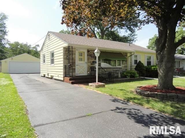 2629 6TH Street, East Moline, IL 61244 (#QC4222114) :: Killebrew - Real Estate Group