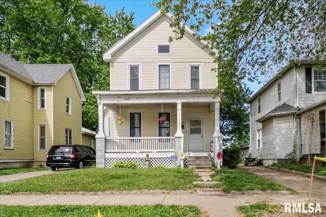 725 N 4TH Street, Springfield, IL 62702 (#CA1007357) :: RE/MAX Professionals