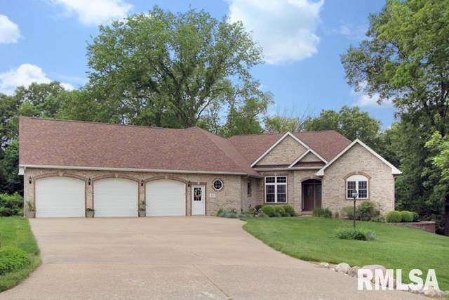 3909 S Deer Run Drive, Bartonville, IL 61607 (#PA1225360) :: Paramount Homes QC