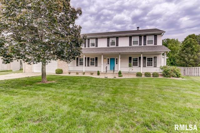 2501 Shadow Chaser Drive, Springfield, IL 62711 (#CA1007435) :: Kathy Garst Sales Team
