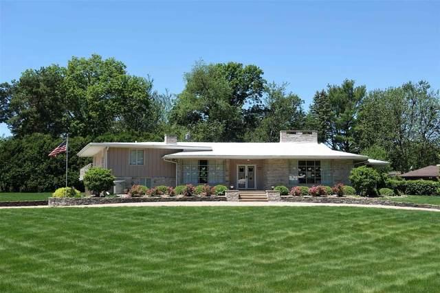 216 Fair Acres Drive, Galesburg, IL 61401 (#CA1007457) :: RE/MAX Professionals