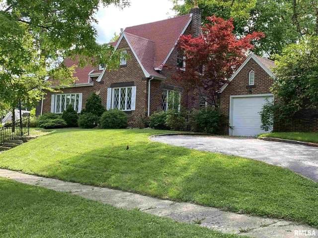 460 S Edwards Street, Macomb, IL 61455 (#PA1225468) :: RE/MAX Preferred Choice