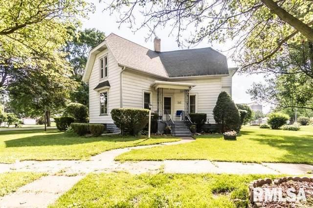 203 S Hickory Street, Wenona, IL 61377 (#PA1225525) :: RE/MAX Professionals