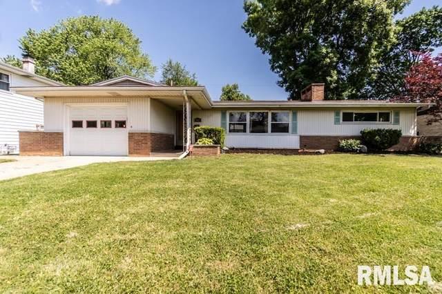 1815 W Lamont Avenue, Peoria, IL 61614 (#PA1225528) :: RE/MAX Professionals