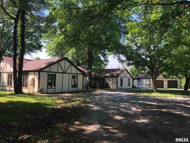 2700 Lincoln Trail, Taylorville, IL 62568 (#CA1007518) :: RE/MAX Professionals