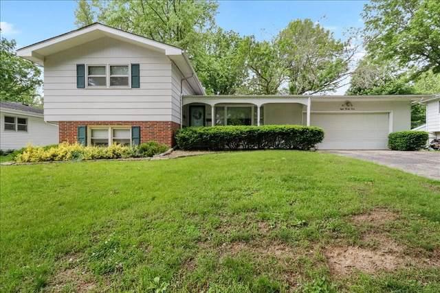 823 Independence Ridge, Springfield, IL 62702 (#CA1007567) :: Kathy Garst Sales Team