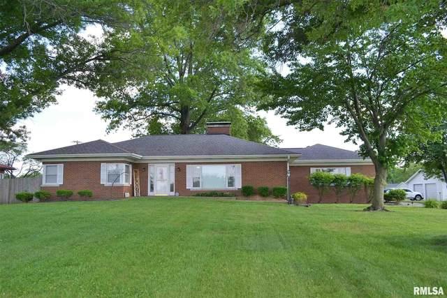 1107 E Morton Avenue, Jacksonville, IL 62650 (#CA1007571) :: RE/MAX Professionals