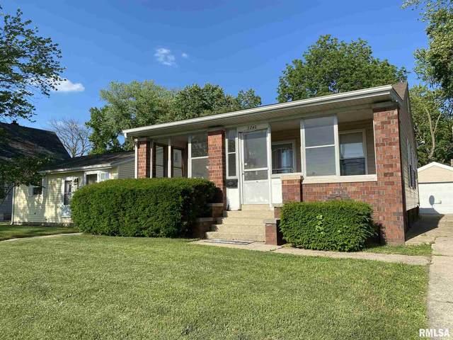 2240 S 9TH Street, Springfield, IL 62703 (MLS #CA1007576) :: BN Homes Group