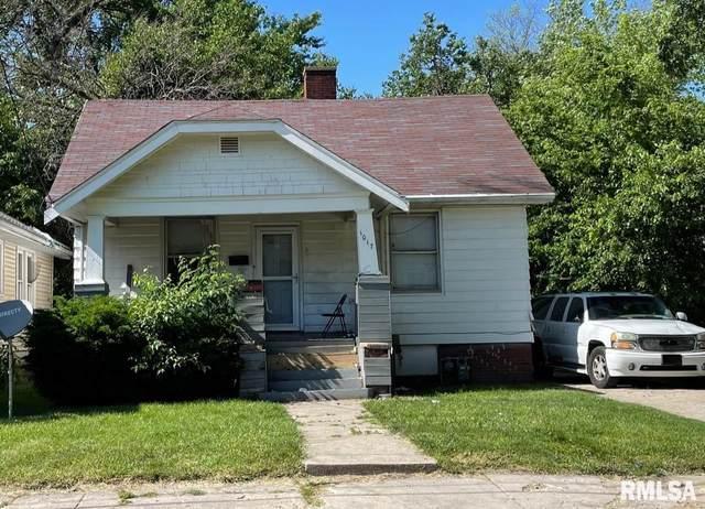 1017 E Virginia Avenue, Peoria, IL 61603 (#PA1225629) :: Paramount Homes QC