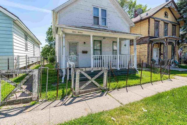1213 W 7TH Street, Davenport, IA 52802 (#QC4222463) :: Paramount Homes QC