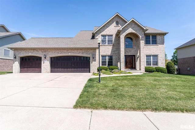 6011 W Eaglecreek Drive, Peoria, IL 61615 (#PA1225637) :: RE/MAX Preferred Choice