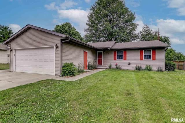 113 S Sangamon Street, Auburn, IL 62615 (#CA1007590) :: Killebrew - Real Estate Group