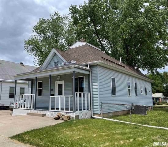 611 Walnut Street, Washington, IL 61571 (#PA1225656) :: Paramount Homes QC