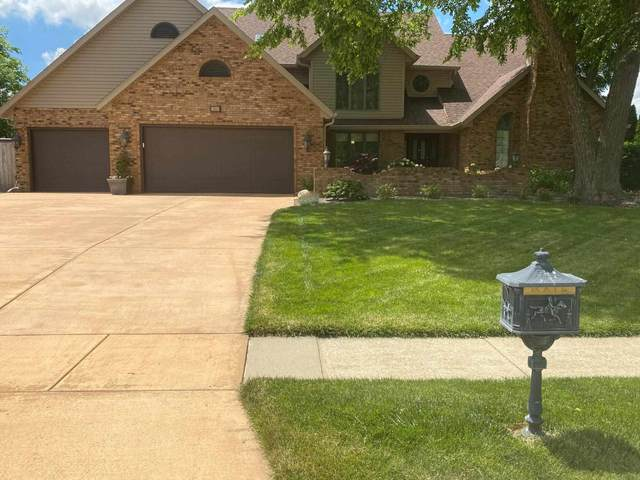 1309 Woods Farm Lane, Springfield, IL 62704 (#CA1007618) :: Kathy Garst Sales Team