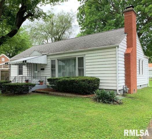 3231 Palmer Street, Springfield, IL 62703 (#CA1007630) :: RE/MAX Professionals
