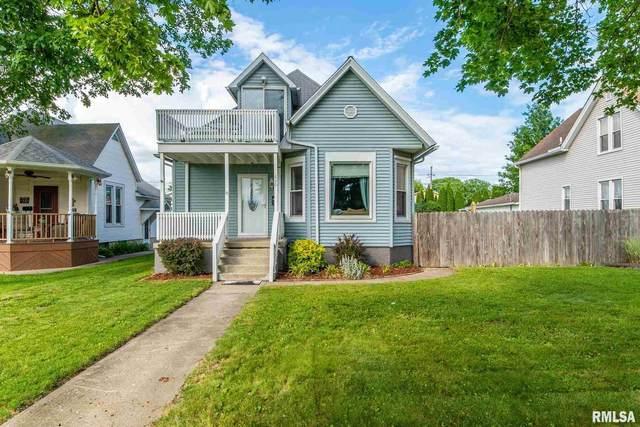 620 Wyatt Avenue, Lincoln, IL 62656 (#CA1007643) :: RE/MAX Professionals