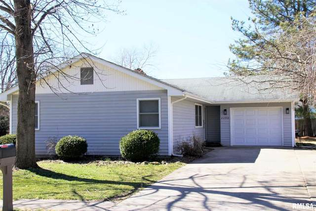1150 S Morningside Drive, Carbondale, IL 62901 (#QC4222621) :: RE/MAX Professionals
