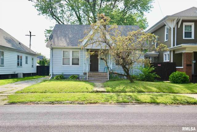 713 N Sterling Avenue, West Peoria, IL 61604 (#PA1225730) :: RE/MAX Professionals