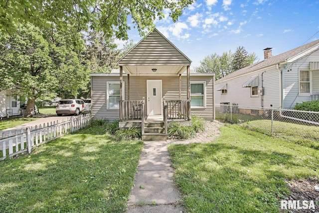 725 E Sciota Avenue, Peoria Heights, IL 61616 (#PA1225740) :: RE/MAX Professionals