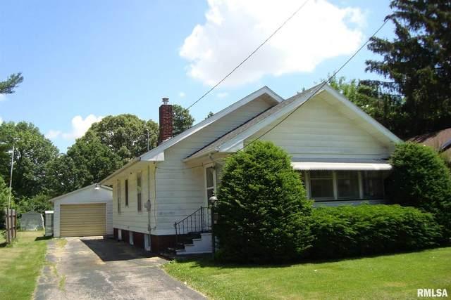 1521 Beecher Avenue, Galesburg, IL 61401 (#CA1007673) :: RE/MAX Professionals
