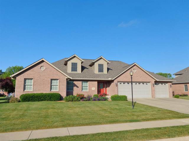 5814 W Forestwood Drive, Peoria, IL 61615 (#PA1225763) :: RE/MAX Professionals