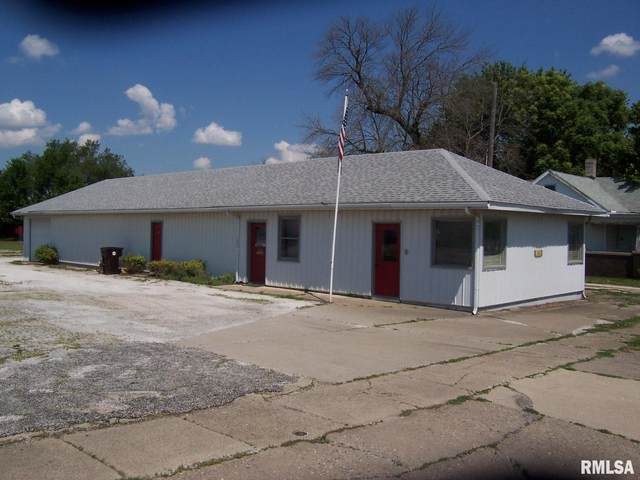 505 N East Street, Jacksonville, IL 62650 (#CA1007675) :: Kathy Garst Sales Team
