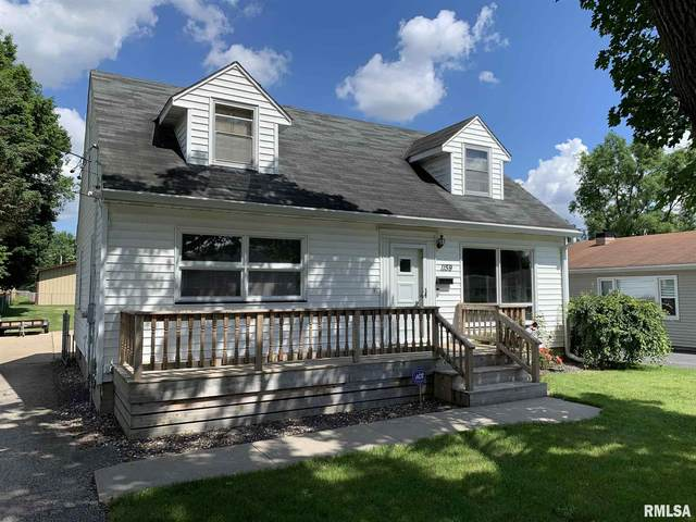 1159 Moshier Avenue, Galesburg, IL 61428 (#PA1225778) :: Nikki Sailor | RE/MAX River Cities