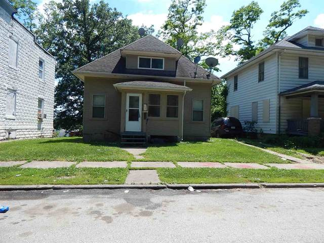 1711 W 10TH Street, Davenport, IA 52804 (#QC4222687) :: RE/MAX Professionals