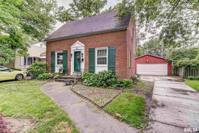 45 Ruth Court, Springfield, IL 62704 (#CA1007699) :: Paramount Homes QC