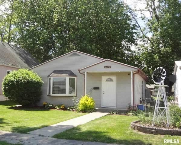 713 N Sherman Street, Lincoln, IL 62656 (#CA1007708) :: RE/MAX Professionals