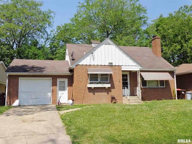 2137 N Flora Avenue, Peoria, IL 61604 (#PA1225814) :: RE/MAX Preferred Choice