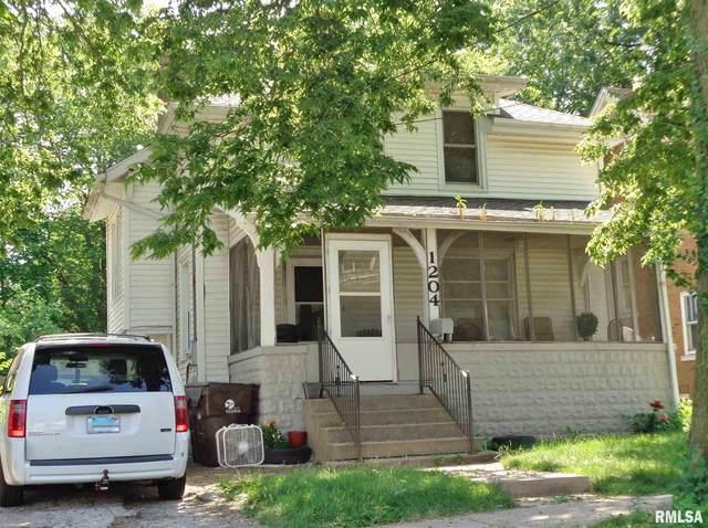 1204 N Douglas Street, Peoria, IL 61606 (#PA1225815) :: RE/MAX Professionals