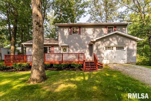 323 Bessler Lake Drive, Groveland, IL 61535 (#PA1225818) :: RE/MAX Professionals