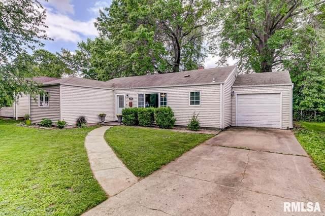 1656 Jerome Avenue, Springfield, IL 62704 (#CA1007731) :: RE/MAX Professionals