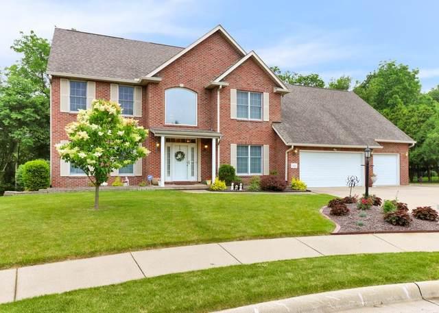 5431 W Stonebridge Court, Peoria, IL 61615 (#PA1225838) :: RE/MAX Professionals