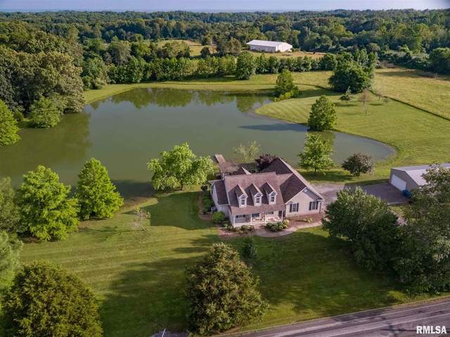 19503 Shed Church Road, Marion, IL 62959 (#QC4222786) :: Killebrew - Real Estate Group