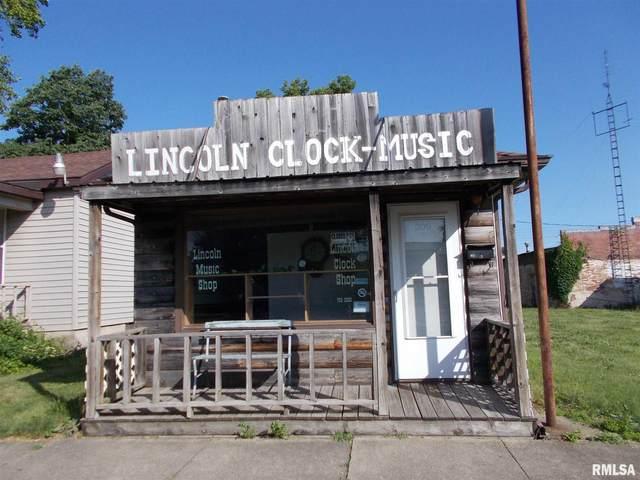 309 S Sangamon Street, Lincoln, IL 62656 (#CA1007742) :: Kathy Garst Sales Team