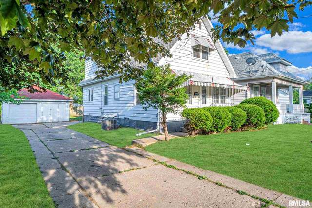 3122 N New York Avenue, Peoria, IL 61603 (#PA1225848) :: Paramount Homes QC