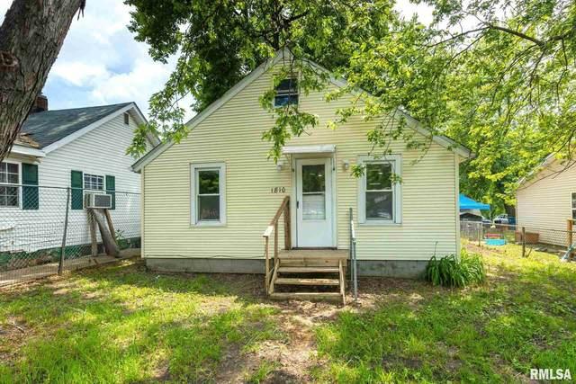 1810 27TH Avenue, East Moline, IL 61244 (#QC4222823) :: Paramount Homes QC