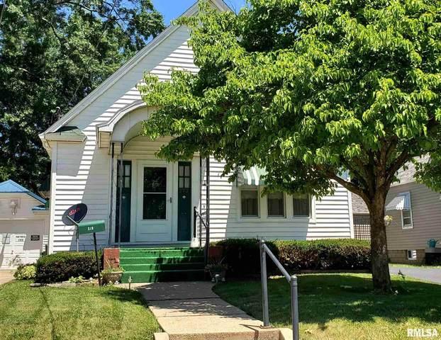 273 E Olive Street, Canton, IL 61520 (#PA1225879) :: RE/MAX Professionals