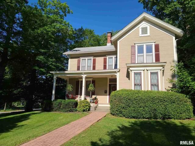 327 Lockwood Place, Jacksonville, IL 62650 (#CA1007808) :: Kathy Garst Sales Team